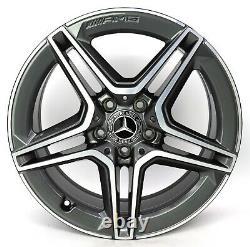 18Zoll Original Mercedes Classe E W213 S213 C238 AMG Alliage A2134016300 VA / Ha