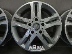 18 Pouces Original Mercedes Classe G W463 A4634012502 7,5J X 18 et 43 Jantes