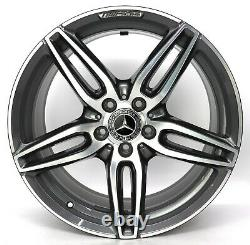 19Zoll Original Mercedes AMG Classe E W213 S213 C238 A238 Alliage A2134012100 E