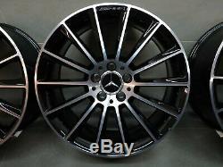 19 Pouces Original Mercedes Classe C AMG W205 S205 A2054011300 A2054011400 Neuf