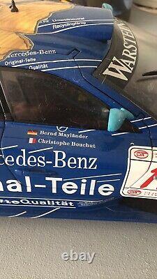 1/12 Mercedes Benz Clk Gtr Original Teile # 12 Fia Gt 1998 Bouchut 1/12 Autoart