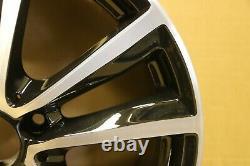 1 Original OEM MERCEDES Classe B 18 Alliage Jante W246 Noir Coupé
