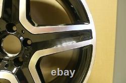 1 Original OEM MERCEDES Gla X156 19 AMG Alliage Jante Noir A156
