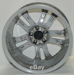 1 X Mercedes Classe C W204 Alliage 7,5J X 17 ET47 5x112 A2044017502 Original