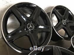 4 AMG Jantes 8,0 x 19 Mercedes Gla X156 Glc X253 GLK W205 W204 W117 Cla W176 A