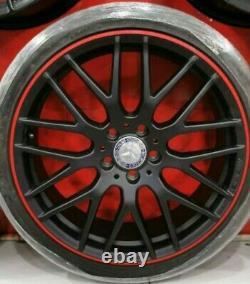 4 Jantes ORIGINAL Mercedes A45 CLA45 AMG W176 C117 A1764010900 (A210) DESTOCKAGE