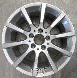 4 Original Mercedes-Benz 7.5Jx17 ET42 A1724010702 SLK R172 SLC R172 F1493