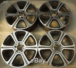 4 Original Mercedes-Benz 7.5Jx19 ET44 A2054013002 W205 V205 C205 FM30 Neu