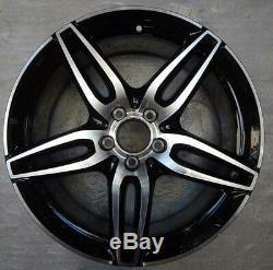 4 Original Mercedes-Benz 8Jx19 ET43 A2134012000 Classe E W213 S213 FM87