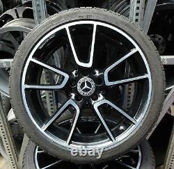 4 Original Mercedes-Benz AMG 225/40 R19 93W Classe C C43 C450 W205 A2054