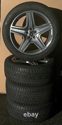 4 Original Mercedes-Benz AMG 275/45 R20 110V Gl X166 GL63 GLS X166 A1664