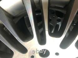 4 Original Mercedes-Benz Hiver 245/45 R18 100V Vito Viano A6394012602 5757