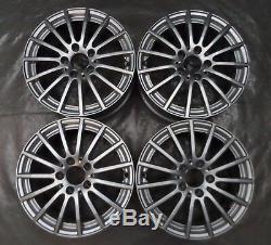 4 Original Mercedes-Benz Jantes 6.5Jx16 ET38 A2054012502 Classe C W205 S205