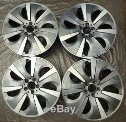 4 Original Mercedes-Benz Jantes 8.5Jx19 ET62 A1664012902 ML W166 Gle W166 FM94