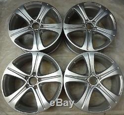 4 Original Mercedes-Benz Jantes en Alliage 8Jx18 ET43 A2134011400 E W213 V213