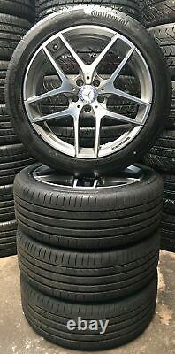 4 Original Mercedes-Benz Roues AMG 235/45 R19 99Y Gla-Classe X156 A1564013000