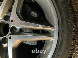 4 Original Mercedes-Benz Roues D'Hiver AMG 215/45 R18 93V A45 4MATIC A45 A1764