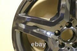 4 Original OEM MERCEDES ML Gl Gle 20 AMG Alliage Jantes Roue Set W166 164