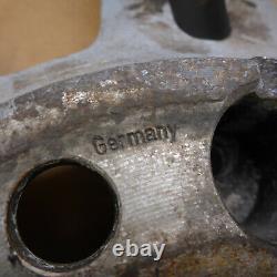 4 X Jantes en Alliage 16 Mercedes 5x112 7J Et43 Fabriqué en Allemagne Original