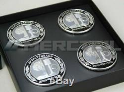 Centres De Roues Authentiques Caches Mercedes Amg Cla Gla Sl S E C Original 75mm