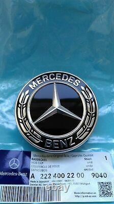 Centres Roues Cache Mercedes A B C D E Sl Slk Cla Gla Amg Original A222400220090