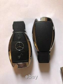 Clé Vierge Smart Key Mercedes Benz ORIGINALE OEM FSB4 Après 2015