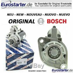 Démarreur Bosch Nouveau Original 0001109250 Pour Mercedes-benz