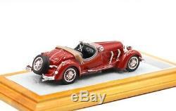 Ilario il134 1/43 Mercedes-Benz 500K 1934 Roadster sn105351 Original Car