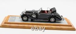 Ilario il144 1/43 Mercedes-Benz 540K 1938 Cabriolet Normalm 169389 Original Car