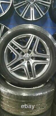 JANTES 20 pouces D'origine Mercedes g63 AMG g65 w463 a4634013002 (e31) original