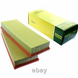 MANN-FILTER Set MERCEDES-BENZ CLASSE S Coupé C216 CL 500 4matic W221 S 400