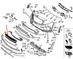 MB Gla-Classe X156 Avant AMG Pare-Choc Bas Grille A1568858600 Neuf Original