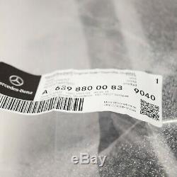 MB Viano W639 avant Pare-Choc Radiateur Grille A63988000839040 Neuf Original