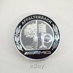 MERCEDES-BENZ AMG Affalterbach Roue Casquette Set A0004003100 Neuf Original