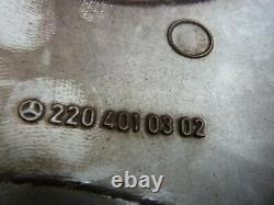 MERCEDES CLASSE S W220 C215 Original Alliage 8x18 2204010302 (3)