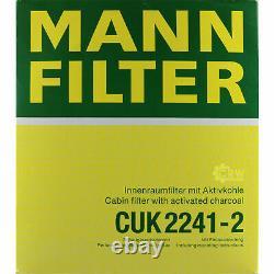 Mann Filtre Paquet mannol Filtre à Air Mercedes-benz Classe G W463 Sl R230