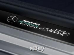 Mercedes Benz AMG Formel1 Original Seuils de Porte S 205 C Classe T Modèle Neuf