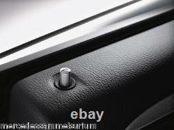 Mercedes Benz AMG Original Porte Épinglette 4 Pièce Inox W 166 Classe M Neuf Ovp