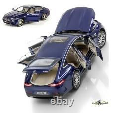 Mercedes-Benz AMG X290 Gt 63 S 4Matic Brillant Bleu 118 Norev Dealer