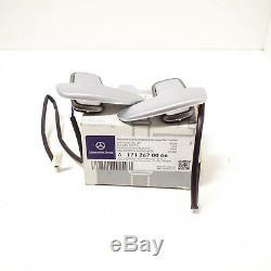 Mercedes Benz Classe C S203 Pagaie Gear Shifters A1712670046 Neuf Original