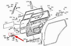 Mercedes-Benz Classe E W210 Porte Avant Stop Carreaux A2107200116 Neuf Original