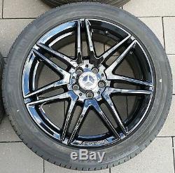 Mercedes Benz Classe V Vito W447 19 Pouces AMG Jantes Roues Complètes Original