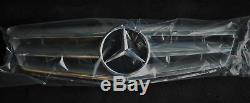 Mercedes-Benz Original Classe C Calandre Avantgarde W204 S204 A2048800023 Neuf