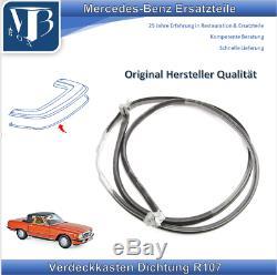 Mercedes-Benz W107 R107 Sl Boîte Cacher Joint En Original Herstellerqualität