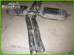 Mercedes-Benz W126 CLASSE S Échappement Aluminium Original Bosal 291-143