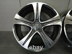 Mercedes Classe E Jantes W213 S213 W212 A2134011200 Original 17 Pouces Jeu de