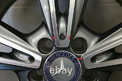 Mercedes Jantes 18 Pouces Original Classe C W205 S205 Coupé C205 A2054012802