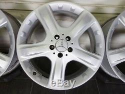 Mercedes ML W164 19 Pouces Jantes en Alliage A1644011202 8Jx19 ET60