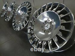 Mercedes Original 19 Pouces Jantes CLASSE S W222 C217 Maybach V222 A2224013600