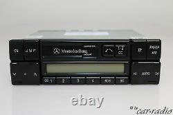 Mercedes Original Autoradio R107 Classe Sl C107 Classic BE2010 Radio Cassette Cc